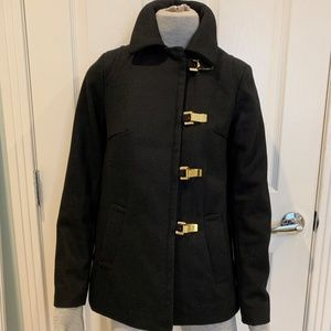 H & M Wool Blend Toggle Coat sz. 2 (XS)